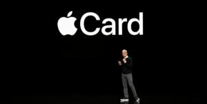 Apple Card: cartão de crédito sem tarifas chega ao mercado em agosto